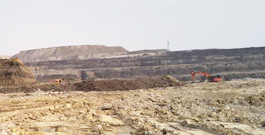 Shenhua Group open pit project
